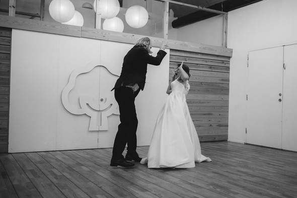 Атмосферная датская свадьба - фото №152