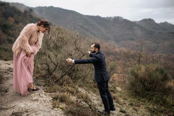 Уютная свадьба в Салерно - фото №90