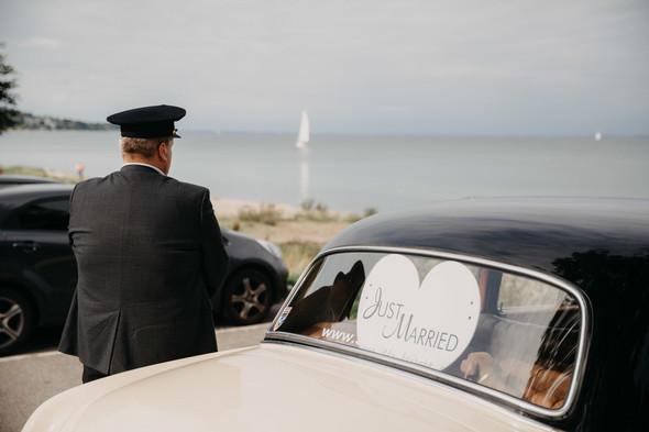 Атмосферная датская свадьба - фото №105