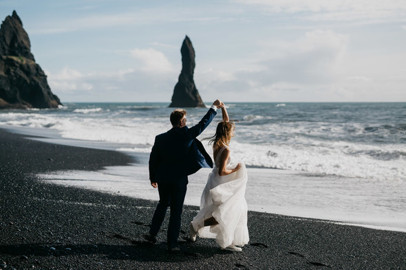 Послесвадебные приключения в Исландии - фото №37