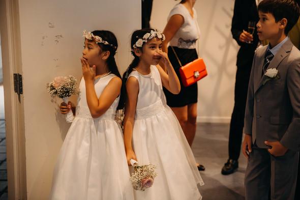 Атмосферная датская свадьба - фото №126