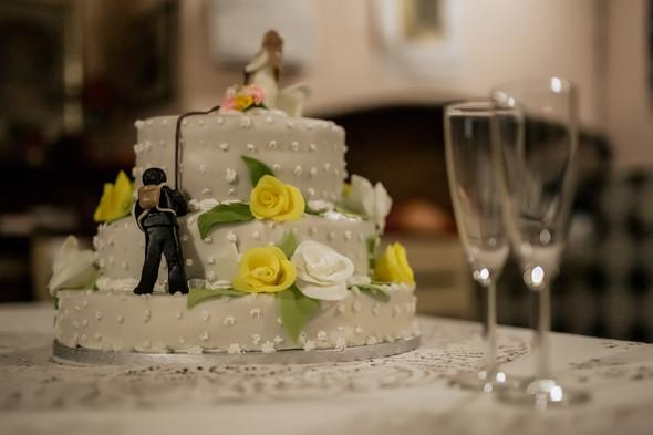Уютная свадьба в Салерно - фото №148