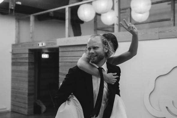 Атмосферная датская свадьба - фото №155