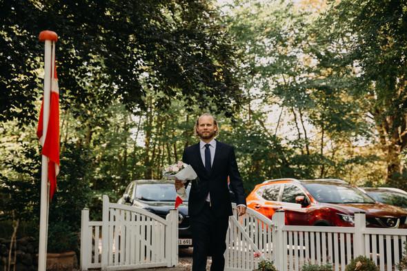 Атмосферная датская свадьба - фото №27