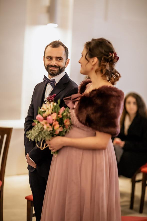 Уютная свадьба в Салерно - фото №21