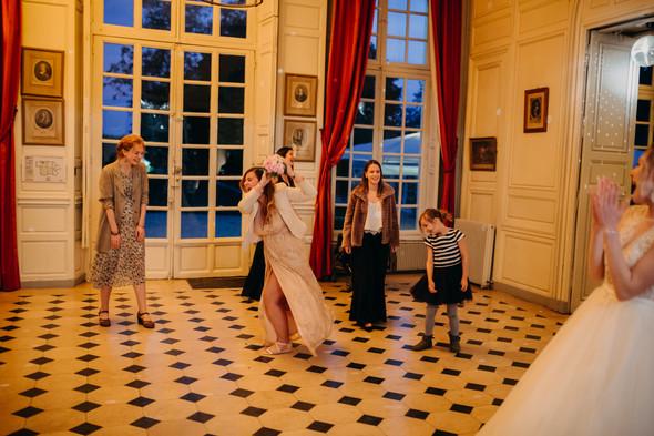Уютная французская свадьба - фото №114