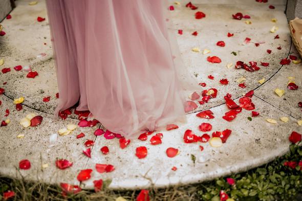 Уютная свадьба в Салерно - фото №57