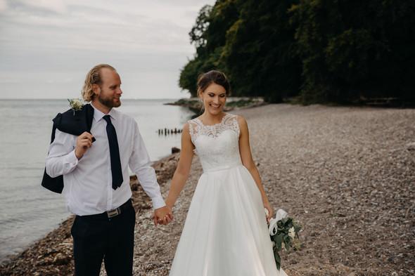 Атмосферная датская свадьба - фото №111