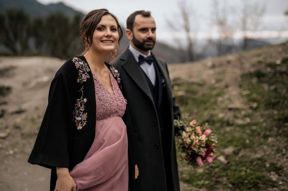Уютная свадьба в Салерно - фото №85