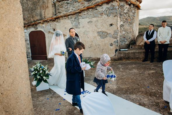 Позитивная семейная свадьба в Италии - фото №66