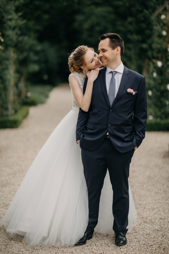 Уютная французская свадьба - фото №55