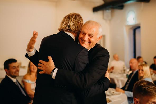 Атмосферная датская свадьба - фото №144
