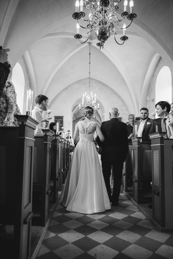 Атмосферная датская свадьба - фото №71