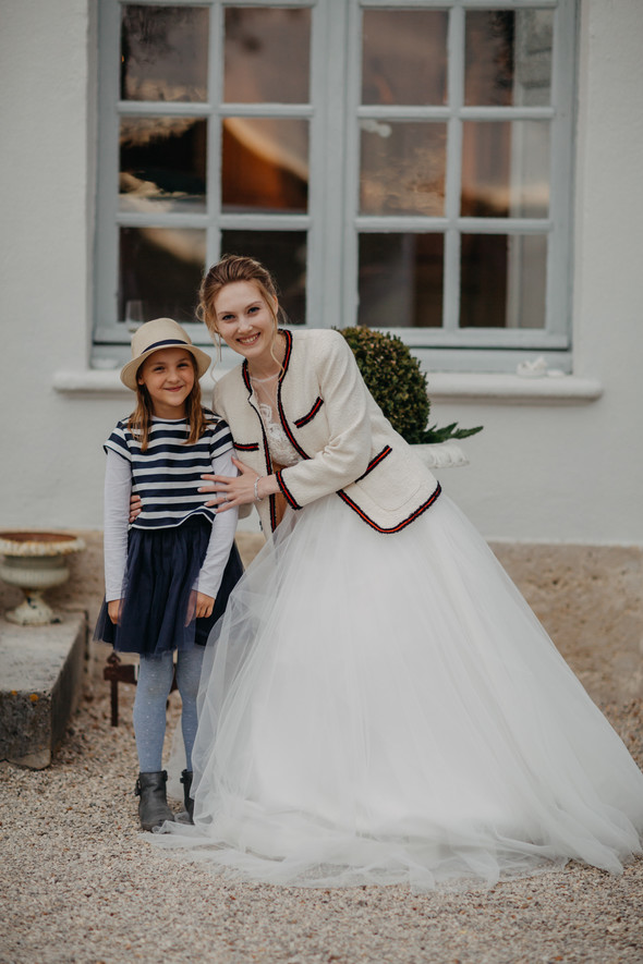 Уютная французская свадьба - фото №79