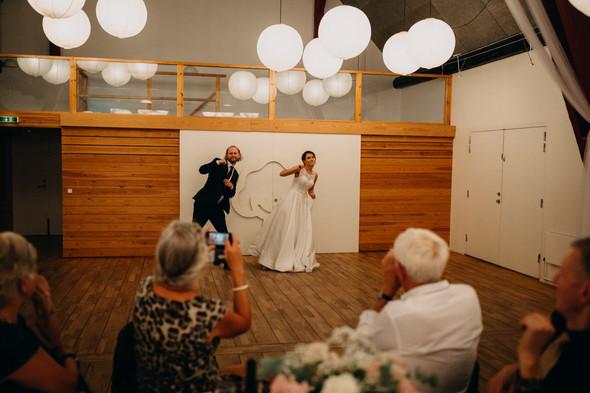 Атмосферная датская свадьба - фото №149