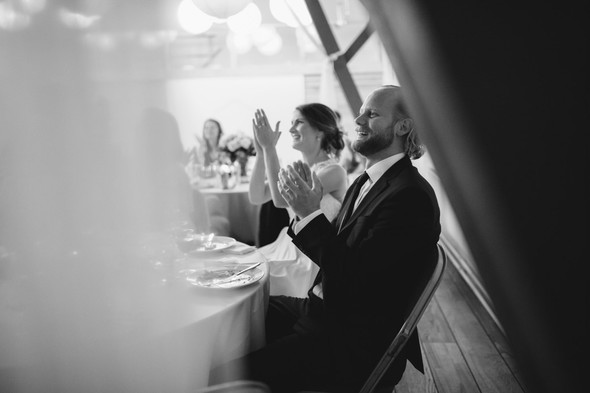 Атмосферная датская свадьба - фото №143