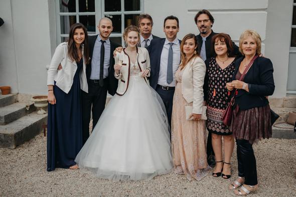 Уютная французская свадьба - фото №77