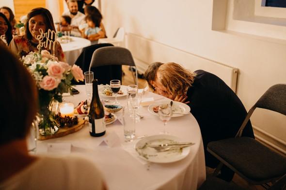Атмосферная датская свадьба - фото №145