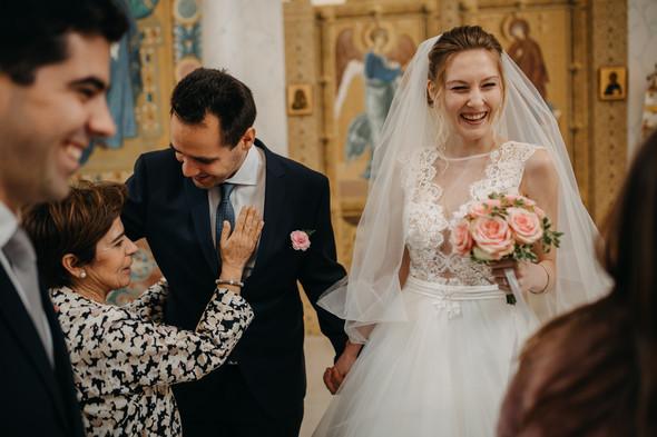 Уютная французская свадьба - фото №40
