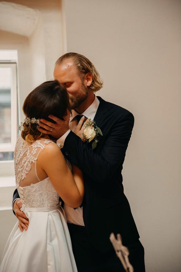 Атмосферная датская свадьба - фото №137