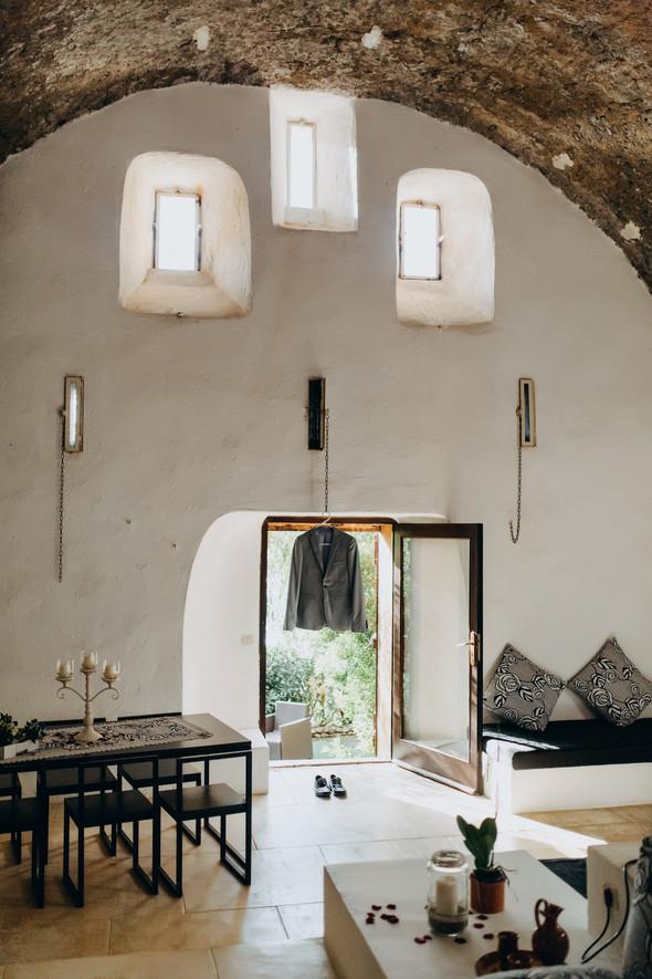 Позитивная семейная свадьба в Италии - фото №24