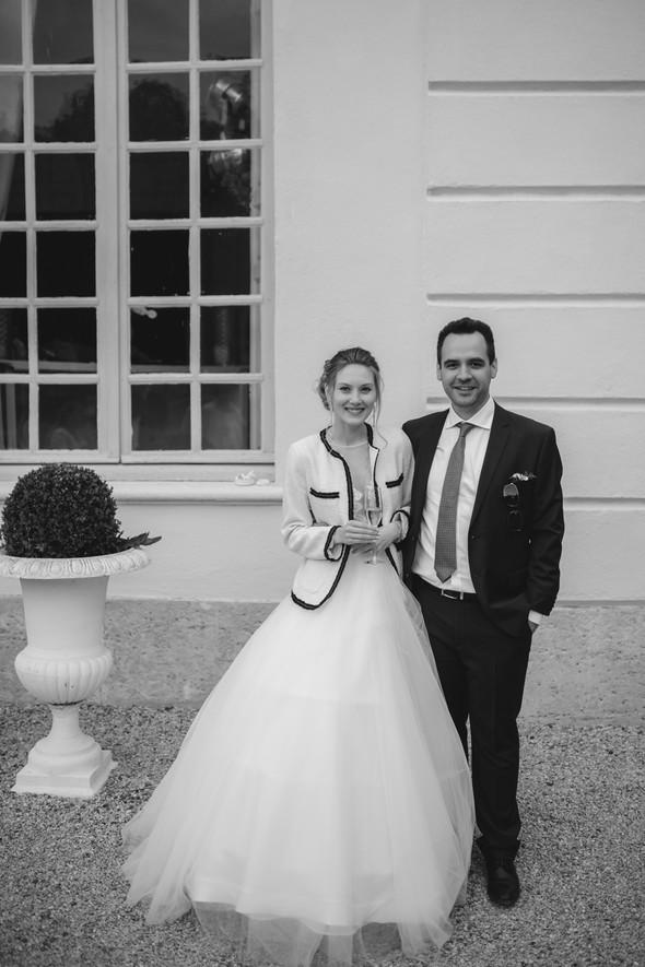 Уютная французская свадьба - фото №78
