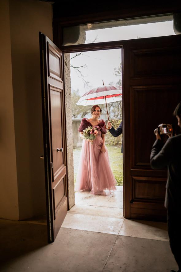 Уютная свадьба в Салерно - фото №11