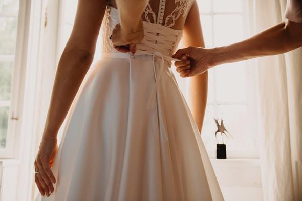 Атмосферная датская свадьба - фото №52