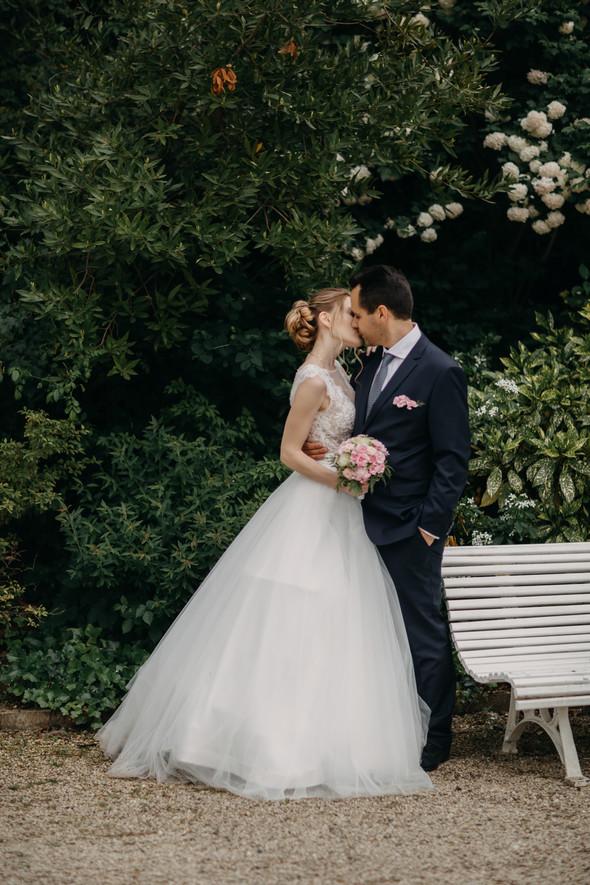 Уютная французская свадьба - фото №63