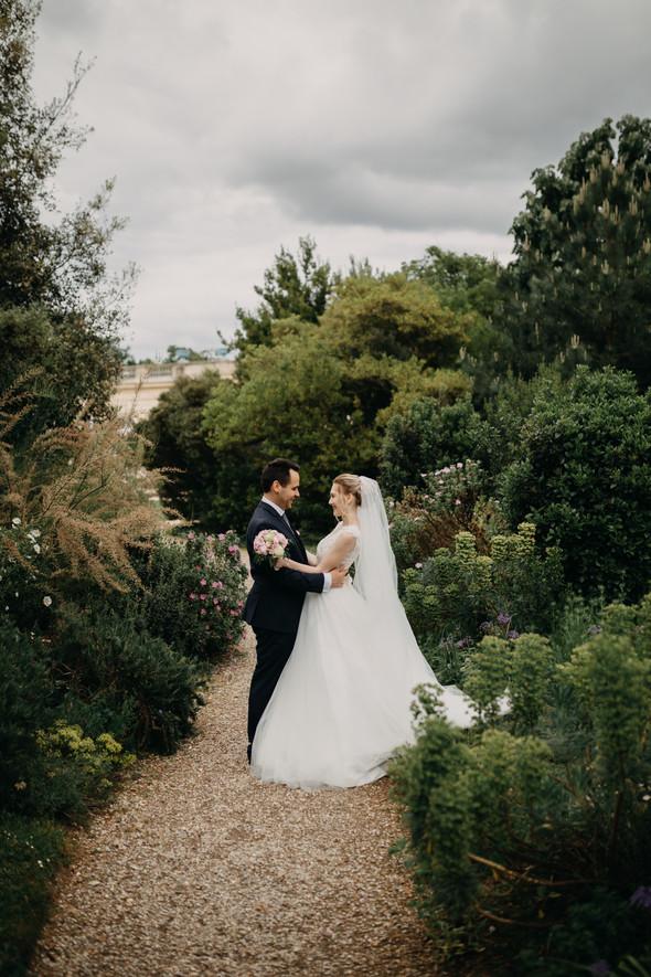 Уютная французская свадьба - фото №46