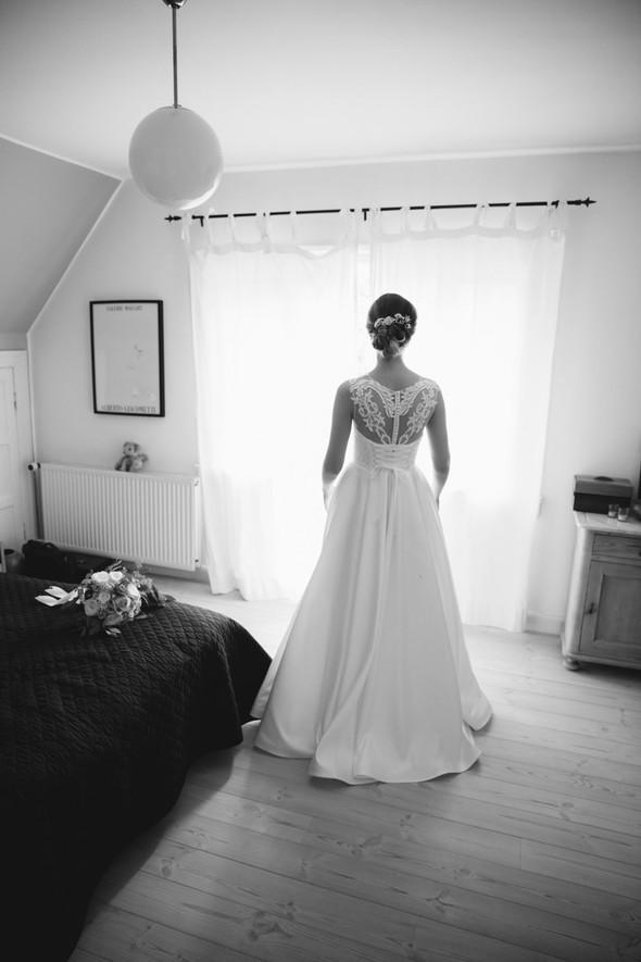 Атмосферная датская свадьба - фото №55