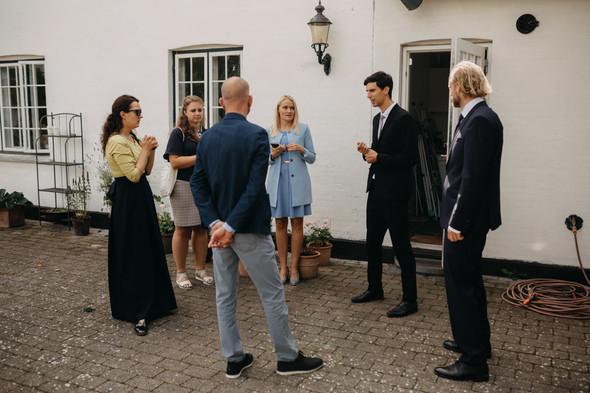 Атмосферная датская свадьба - фото №37