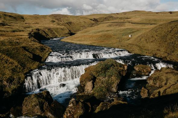 Послесвадебные приключения в Исландии - фото №50