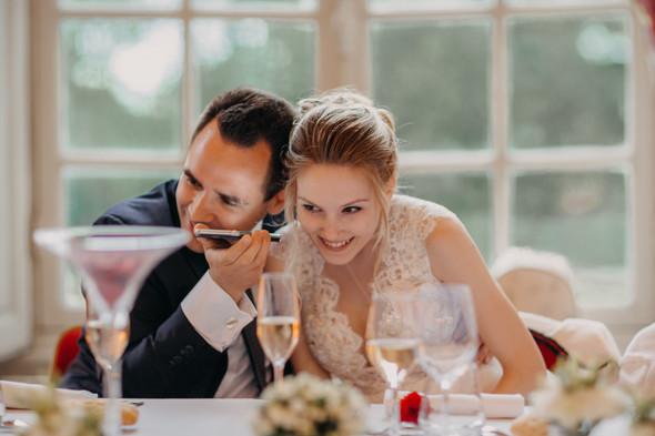 Уютная французская свадьба - фото №93