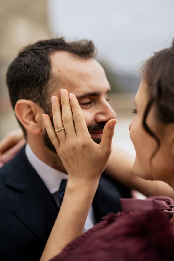 Уютная свадьба в Салерно - фото №65