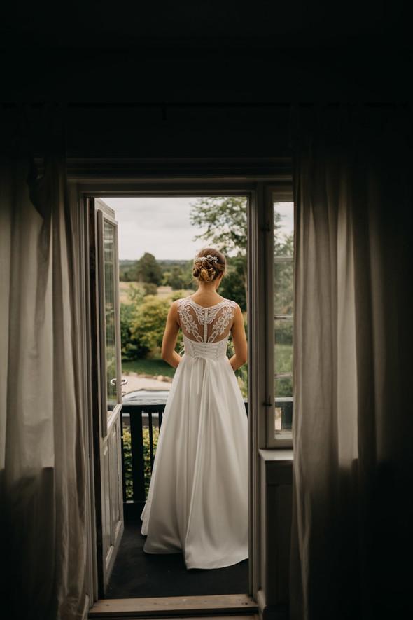 Атмосферная датская свадьба - фото №60