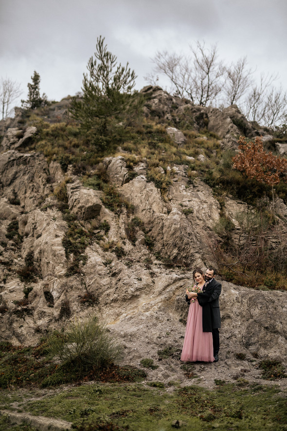 Уютная свадьба в Салерно - фото №81
