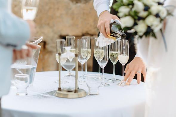 Позитивная семейная свадьба в Италии - фото №79