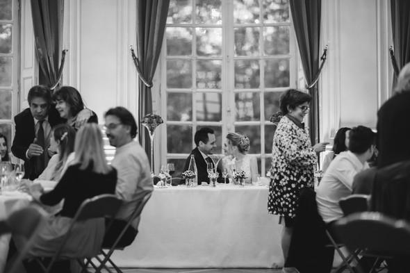 Уютная французская свадьба - фото №104