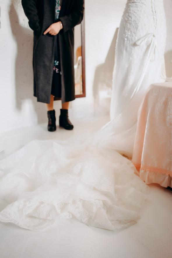 Позитивная семейная свадьба в Италии - фото №40