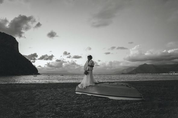 Позитивная семейная свадьба в Италии - фото №121