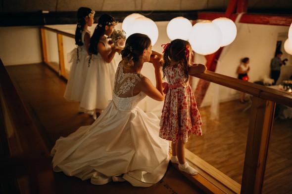 Атмосферная датская свадьба - фото №169
