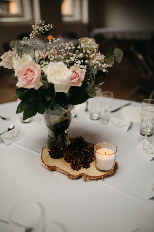 Атмосферная датская свадьба - фото №118