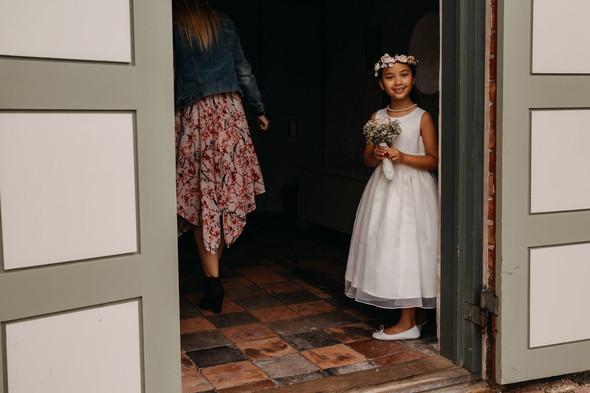 Атмосферная датская свадьба - фото №65