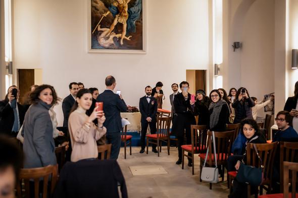 Уютная свадьба в Салерно - фото №12