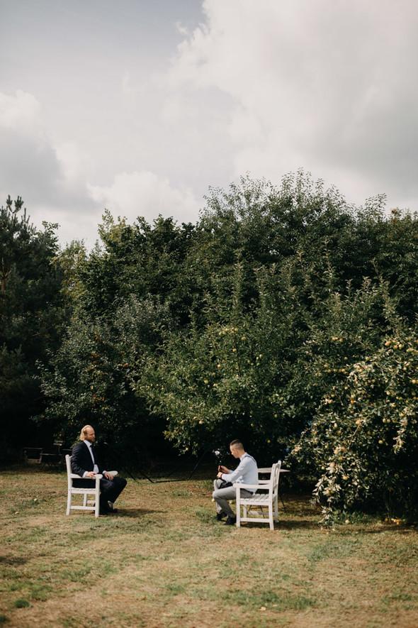 Атмосферная датская свадьба - фото №39