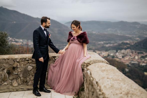 Уютная свадьба в Салерно - фото №61