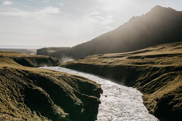 Послесвадебные приключения в Исландии - фото №55