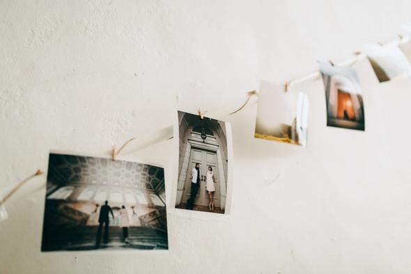 Позитивная семейная свадьба в Италии - фото №4