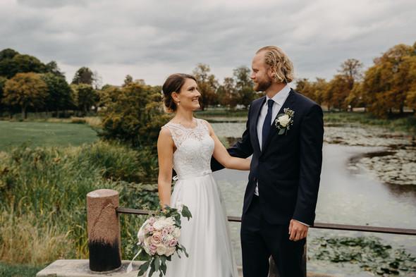 Атмосферная датская свадьба - фото №95